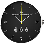 Weather Watch Face - Moto 360