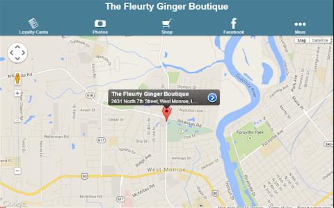 The Fleurty Ginger Boutique screenshot 5