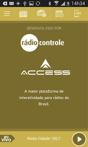 Rádio Cidade 100 7