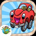 Juegos de coches para niños icon