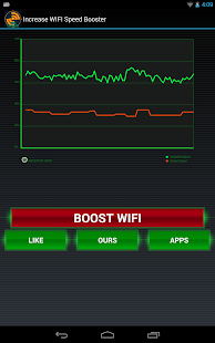 INCREASE WIFI Speed Booster - screenshot thumbnail