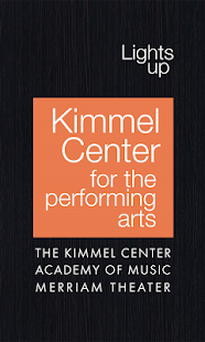 Kimmel Center- screenshot thumbnail