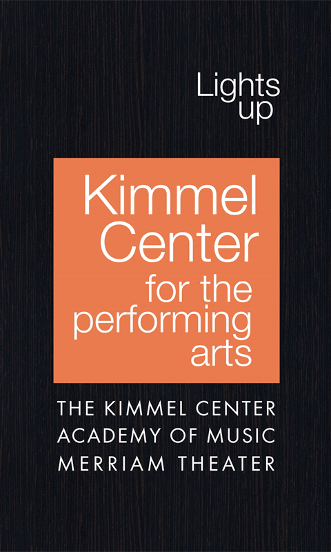Kimmel Center- screenshot
