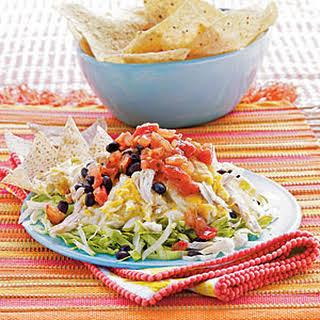 Chicken Enchilada Dip.