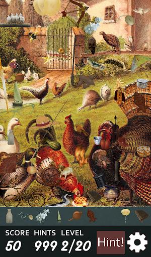 Happy Thanksgiving Hidden Obj.
