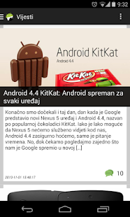 Svijet Androida - screenshot thumbnail