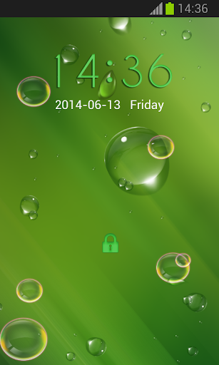 Lock Screen Personalization