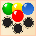 Labyrinth: Tilt Colored Balls icon