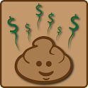 Poop Salary icon