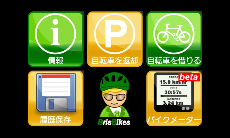 Bris Bikes - screenshot