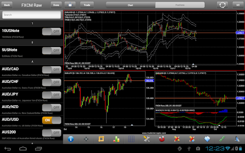 TradeInterceptor Forex Trading - screenshot thumbnail
