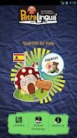 Screenshot of Spanish For Kids
