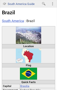 South America Travel Guide - screenshot thumbnail
