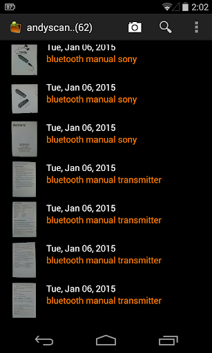 Scanbot - PDF Document Scanner for Android - Free download and software reviews - CNET Download.com