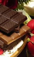 Screenshot of Chocolate Wallpapers