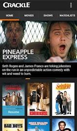 Crackle - Movies & TV Screenshot 1