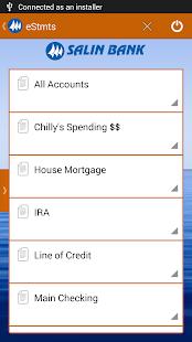 Salin Bank Mobile Banking - screenshot thumbnail