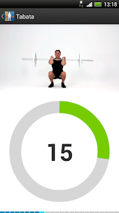 Virtual Trainer Barbell- screenshot thumbnail