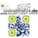 Onlinebrief24 - Brief Versand icon