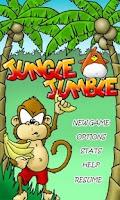 Screenshot of Jungle Jumble