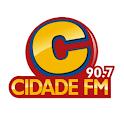 Radio Cidade FM – Floripa logo