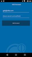 Screenshot of Okta Verify
