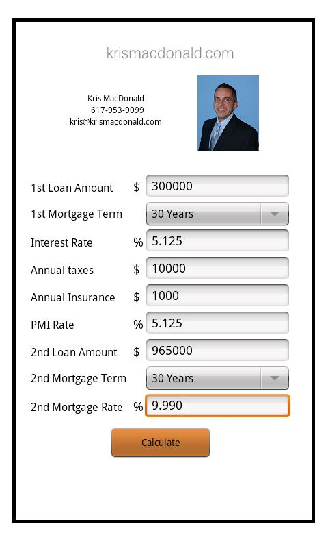 Kris MacDonald's Real Estate C - screenshot