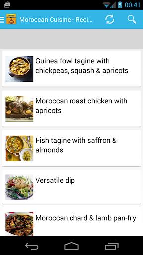 Moroccan Cuisine - Recipes