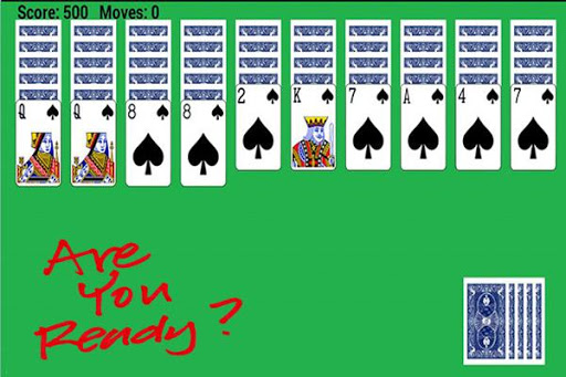 SPIDER Solitaire - Free
