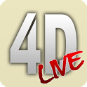 Live 4D Malaysia icon