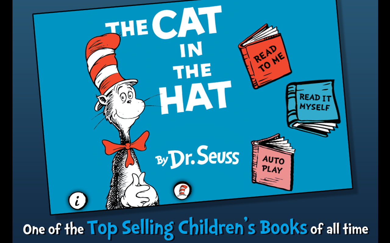 The Cat in the Hat - Dr. Seuss- screenshot