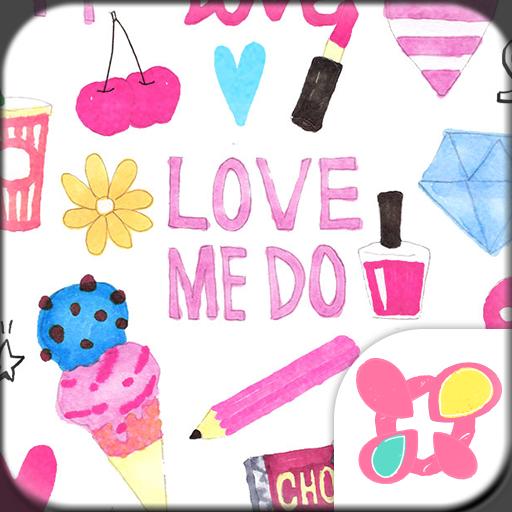 Cute Wallpaper Love Me Icon