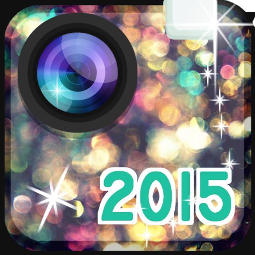 新年のコラージュ写真編集者 攝影 App LOGO-APP試玩