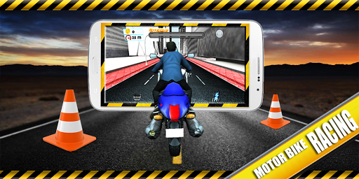 3D Moto Bike Racing
