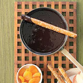 Chocolate Fondue With Cocoa Powder Recipes.