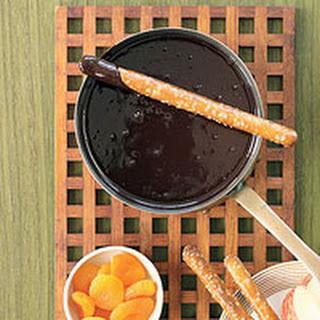 Chocolate Fondue Without Cream Recipes.