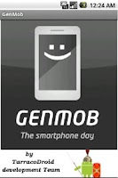 Screenshot of GenMob