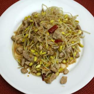 Pork Bean Sprout Stir Fry Recipes.