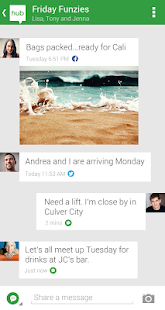 MessageHub™ (Social+Email+SMS)- screenshot thumbnail