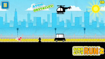 Screenshot of Stick City Run 2: Running Game