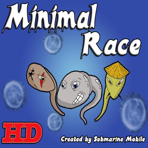 Minimal Race Digital 賽車遊戲 App LOGO-APP試玩
