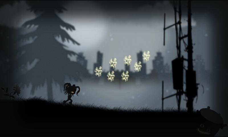 Moonlight Runner - screenshot