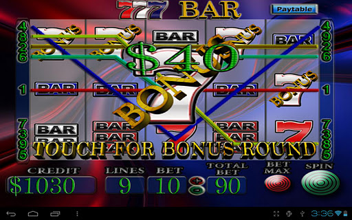 7s & BAR Vegas Slot Machine v2.0