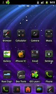iPhone VD Theme