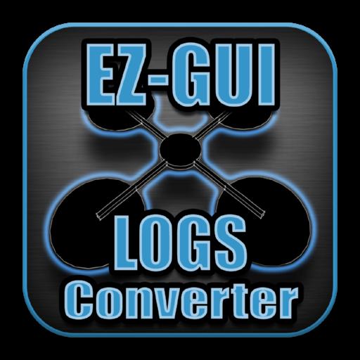 EZ-GUI Logs Converter LOGO-APP點子