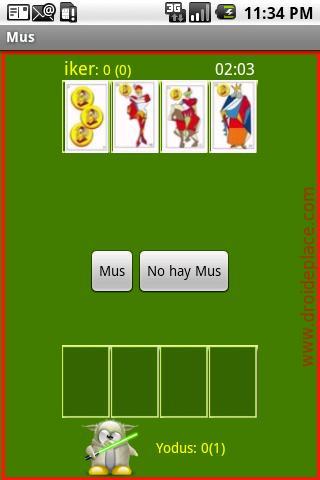Mus - screenshot