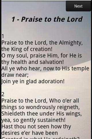 【免費書籍App】Adventist Hymnal English-APP點子