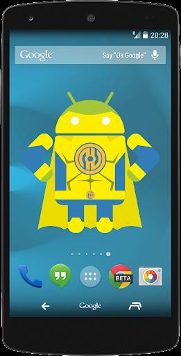 【免費個人化App】Zooper of Virtue-APP點子
