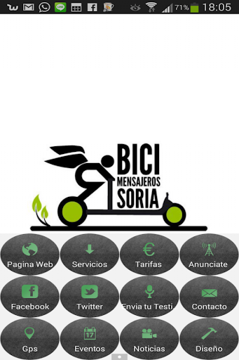 BiciMensajerosSoria