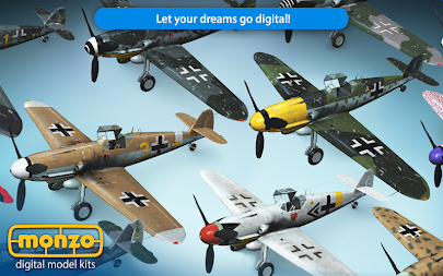 MONZO - Digital Model Builder APK screenshot thumbnail 9